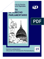 Revista de Procedimiento Parlamentario en HCDN.