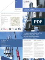 Flues and Chimneys Brochure 2013