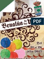 BENALÚAdelasVILLAS'13