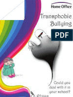 Trans Phobic Bullying