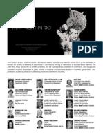 BrazilFoundation Australia Gala Summary, Feb 2013