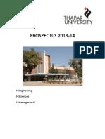 Complete Prospectus 2013-14