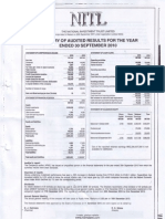 NITL Annual Report