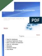 Unit1 Intro to Database Fundamentals_V1