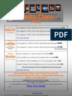 News Sicilia Cipro Malta