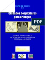 Livro de Bolso - Cuidados Hospitalares Para Criancas - Paula[1]