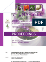 Proceedings of VII CMAPSEEC