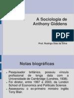 A Sociologia de Giddens