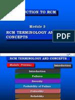 Module 3 Terminology & Concept