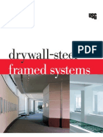 Drywall-steel Framed Systems