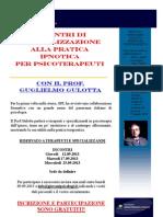 Corso Gulotta Ipnosi