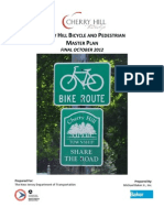 Cherry Hill Bicycle and Pedestrian Master Plan