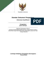 Sdp Jasa Lainnya - Dok Kualifikasi - Pelelangan Umum - Prakualifikasi 2 Tahap - Sistem Gugur - Hps, Gab Hps & Ls