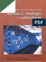 Revista de Etnologie Si Culturologie Vol.vii