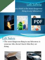 Lab Safety Spalding