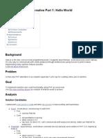 PHP as node.js Alternative