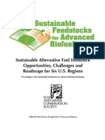 Sustainable Alternative Fuel Feedstock Oportunities, Challenges and Roadmaps for Six US Regions