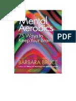 Mental Aerobics