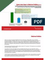 FPA lança pesquisa de opinião pública sobre Reforma Política - parte 2