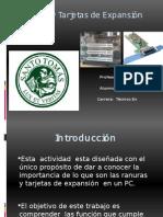 Ranuras y Tarjetas de Expansión.pptx