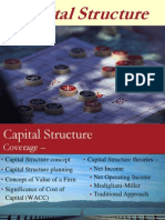 Capital Structure Tcaheories