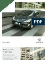 Manual Peugeot 408