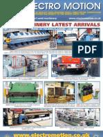 Electro Motion Machine Tools & Sheet Metal Fabrication Machinery