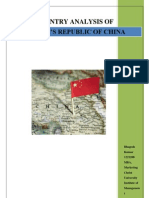 International Marketing - China-1221208