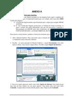 Removendo Certificado Digital
