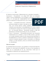 4. DESCRIPCIÓN DEL PROYECTO huancaranipaucartambo