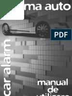 Manual Alarma AA1018 Var 1