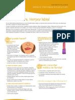 Herpes Fuego Labial Articulo_causas_tratamiento
