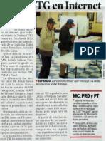 07/07/2013 Periódico El Mañana