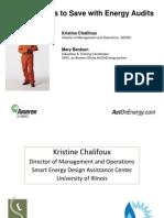Energy Audits Handout