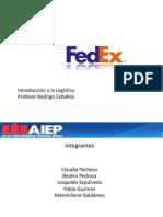 Ppt Final Fedex