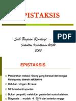 k41 c Kuliah Epistaksis