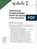 Diferencias Fundamentales Entre Los Bienes y Servicios