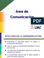 Enfoque de Area Comunicacion