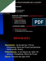 Diapositivas de Etica Kantiana