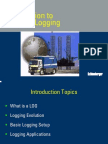1- Intro to Wireline Logging