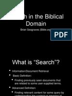 BibleTech11 Bs