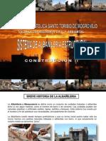 ALBAÑILERIA - PROCESO CONSTRUCTIVO