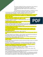 Daftar Pustaka dan referensi
