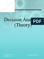 Decision Analysis (1)