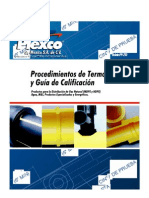 Procedimiento Termofusion Guia Calificacion 2.11