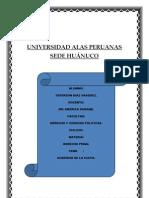 Ultimo Trabajo Monografico de Derecho Penal