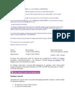 Articulos Permitidos y Equipaje