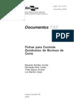 Fichas Para Controle Zootcnicos