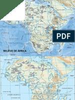 Africa Aspectos Fisicos, Geograficos y Poblacionales