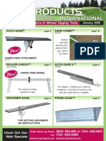 2012 Accuproducts Catalog